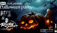 Halloween - Ricky Partyn