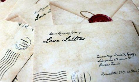 Love Letters - Básti Juli - Alföldi Róbert