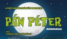 Harmath Imre – Lénárt László: Pán Péter - Pesti Művész Színház – Fogi Gyerekszínház előadásában