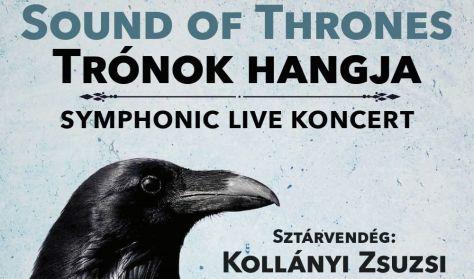 Trónok Hangja Symphonic Live koncert, Sztárvendég: Kollányi Zsuzsi
