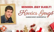 Kovács Gergő karácsonyi jótékonysági koncertje