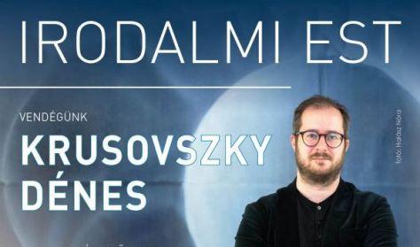 Vendégünk Krusovszky Dénes