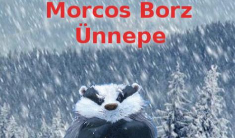 Morcos borz ünnepe