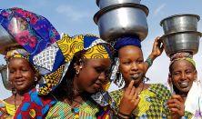 Kalandozások Kameruntól a Zöld-foki Köztársaságig