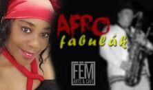 Elsa Valle: Afro fabulák