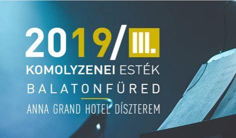 Komolyzenei Esték 2019 III. - Bérlet 3 előadásra