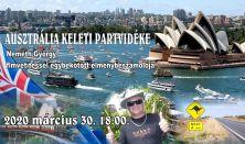 Filmvetítés - Világjáró Sorozat - Ausztrália Keleti Partvidéke