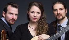 Szent Erzsébet Koncert a Venti Chiavi Guitar Trióval