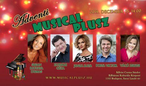 Adventi Musical Plusz
