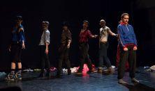 V. OPEN Közösségi- és Részvételi Színházi Fesztivál - Drag King workshop nőknek a Queendom alkotóiva