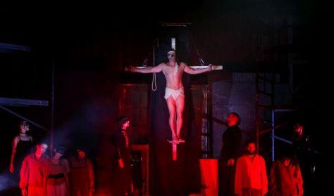 JÉZUS KRISZTUS SZUPERSZTÁR