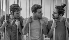 Frenák Pál Társulat: Cage a Radikal Dance közreműködésével