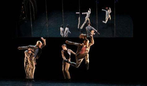 BUDAPESTI BEMUTATÓ - HOMOKRAJZOK • Székesfehérvári Balett Színház