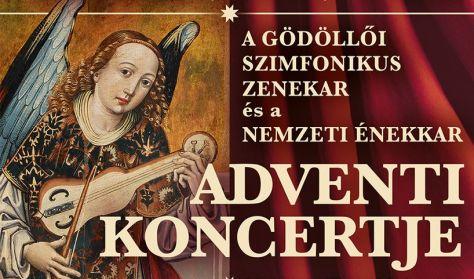 Adventi Koncert – Nemzeti Énekkar, Gödöllői Szimfonikus Zenekar
