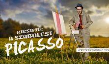 Ricsifiú: A szabolcsi Picasso - Kertész Ricsi önálló estje