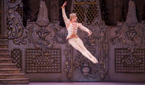 Royal Ballet (Peter Wright): Diótörő • Filmvetítés