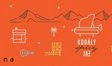 Jazzbarátok Köre: Kodály Spicy Jazz