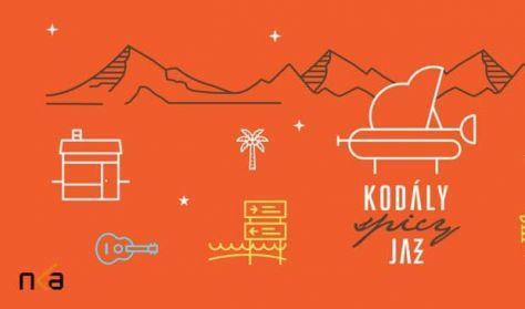 Jazzbarátok Köre: Kodály Spicy Jazz//DE hallgatói/dolgozói