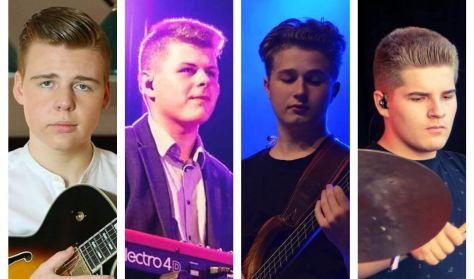 Hegyvidéki Smooth Jazz Klub - Dimák Patrik és zenekara