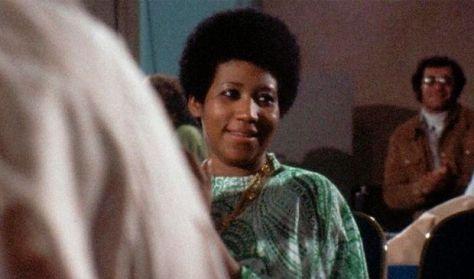 Aretha Franklin: Amazing Grace - A szeretet hangján