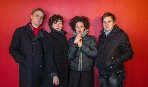 Átlátszó Hang Újzenei Fesztivál 2020 / Asasello Quartet II. – NRW30