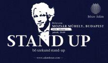 Bő szekund - Bősze Ádám zenei standupja