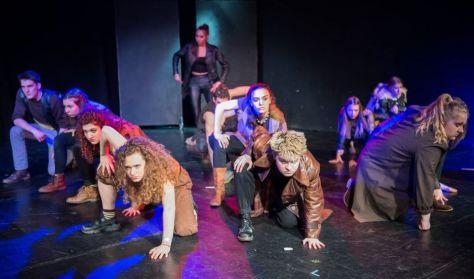 FESZT-FEST 2019 - Gyermek színjátszók - Színt vivők;  Zsibongó Kisszínpad: A kis kuruc
