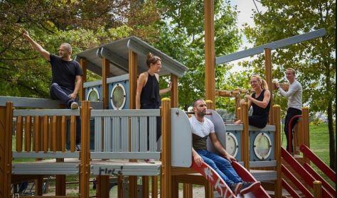 FESZT-FEST 2019 - Nánai Színjátszócsoport: Gyárfás Miklós: Játék a csillagokkal