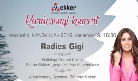 Vekker Karácsonyi koncert