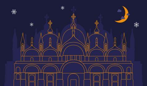 Buon Natale! - Karácsonyi muzsika  az itáliai Velencéből