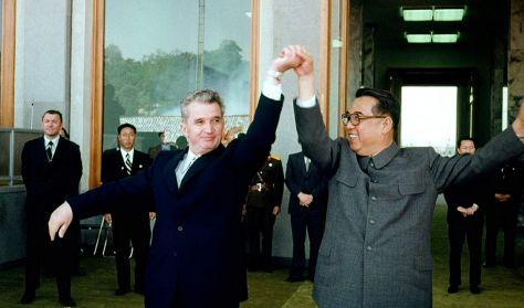 14. Román Filmhét: Nicolae Ceau?escu önéletrajza