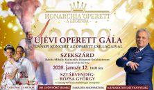 Újévi Operett Gála 2020 – Ünnepi koncert az operett csillagaival
