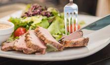 Prémium Rejtélyes Vacsora Est négyfogásos vacsorával Budapesten - 1 fő