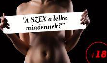 """""""A SZEX A LELKE MINDENNEK?"""" - Benk Dénes és Csenki Attila közös estje, előzenekar: Ráskó Eszter"""