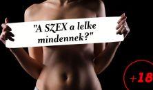 """""""A SZEX A LELKE MINDENNEK?"""" - Benk Dénes és Csenki Attila közös estje, előzenekar: Tóth Edu"""
