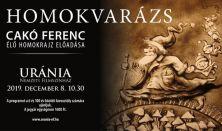 Homokvarázs - Cakó Ferenc élő homokanimációs előadása
