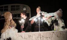 Kabóca Karácsony - A hókirálynő - a Griff Bábszínház vendégjátéka