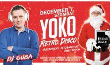 Yoko Retro Mikulás Party / Jászberény / December 7.