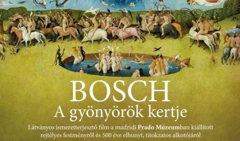 A művészet templomai - Bosch - A gyönyörök kertje
