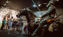 Csendes Éj a Senkiföldjén - Tárlatvezetés az Új világ született kiállításon - Regisztrációs jegy