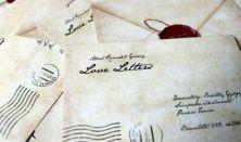 Love Letters - Básti Juli - Rudolf Péter