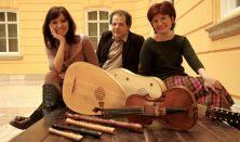 SÍRDOGÁL A GYERMEK ISTEN, a Tercina együttes koncertje