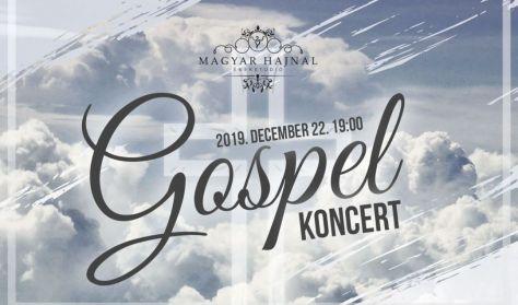 Magyar Hajnal Énekstúdió: Gospel koncert