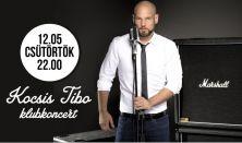 Kocsis Tibo klubkoncert