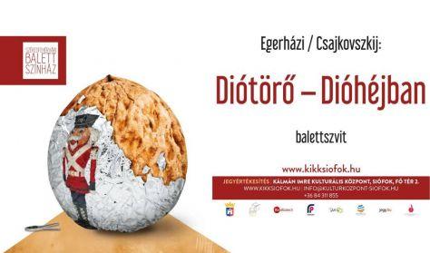 Dióhéjban - Diótörő balettszvit - Székesfehérvári Balett Színház