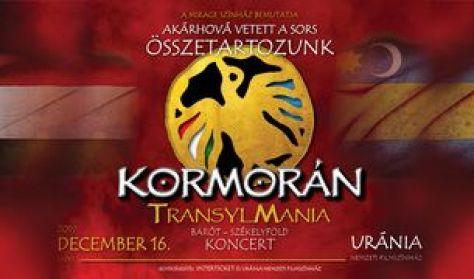 Összetartozunk - Kormorán és TransylMania koncert