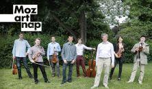 MOZART NAP 3.: F-dúr szimfónia / B-dúr zongoraverseny ( Concerto Budapest szervezésében )