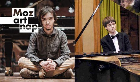 MOZART NAP 2.: D-dúr kétzongorás szonáta/F-dúr négykezes szonáta ( Concerto Budapest szervezésében )
