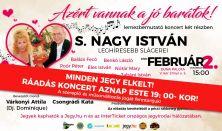 Azért vannak a jóbarátok... / Lemezbemutató koncert S.Nagy István slágereivel