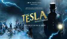 RaM Colosseum bemutatja: Nikola Tesla - Végtelen energia